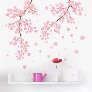 Pink-Flower-Branch-Tree-Cherry-blossoms-Home-Decoration-Wall-Stickers-Living-Room-Bedroom-Family-Modern-Wall.jpg