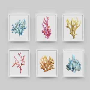 Corals-Art-Print-Wall-Pictures-Home-Decor-Watercolor-Cora-Print-Wall-Art-Hanging-Bathroom-Canvas-Painting.jpg
