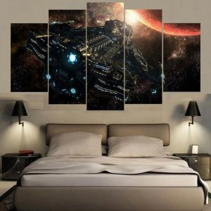 Canvas-Painting-Frame-Art-Poster-Wall-5-Panel-Starcraft-Picture-Home-Decor-Print-On-Canvas-For.jpg
