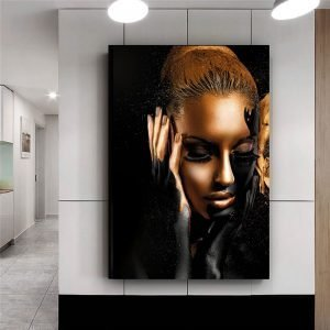 Black-Gold-Nude-African-Art-Woman-Oil-Painting-on-Canvas-Cuadros-Posters-and-Prints-Scandinavian-Wall.jpg