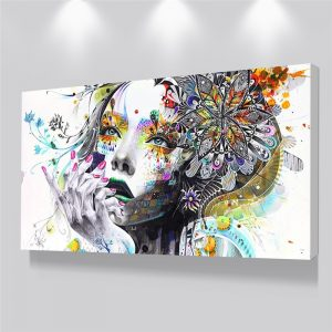 Beautiful-Flower-Girl-Painting-Canvas-Wall-Art-Posters-Print-Pictures-For-Bedroom-Home-Decoration-No-Frame.jpg