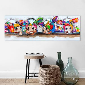 HDARTISAN-Vrolijk-Schilderij-Wall-Art-Canvas-Happy-Cows-Painting-Animal-Picture-Prints-Home-Decor-No-Frame.jpg