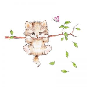 Lovely-Cat-hanging-branches-butterfly-wall-stickers-for-kids-room-Children-Bedroom-cute-Animals-Wall-Decals.jpg
