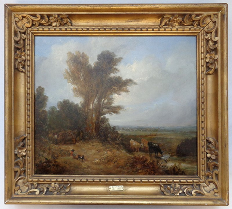 How to Choose the Perfect Frame for Your Canvas Painting